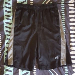 Boys Youth Russell Shorts
